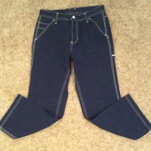 New Old Stock Vtg Carpenter Painter Jeans size 9